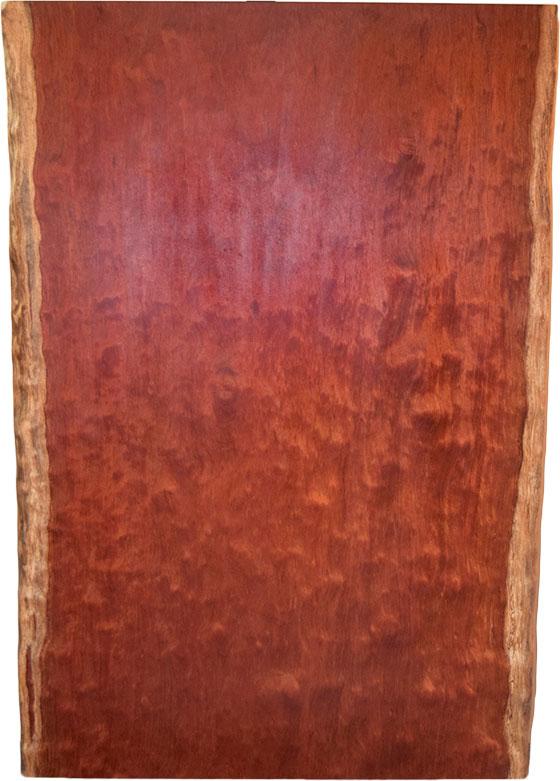 M's–無垢一枚板 取扱樹種紹介:ブビンガ