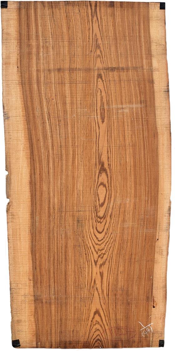 M's–無垢一枚板 取扱樹種紹介:ゼブラウッド